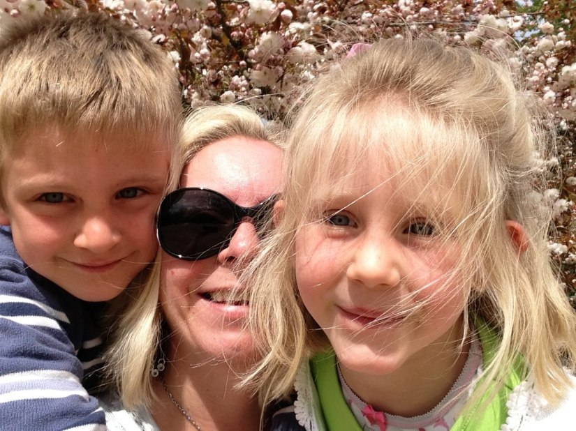 Things I learned by visiting the Japanese Garden with mykids